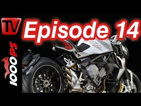 1000PS Wochenshow | Aktuelle Motorradnews-Episode 14