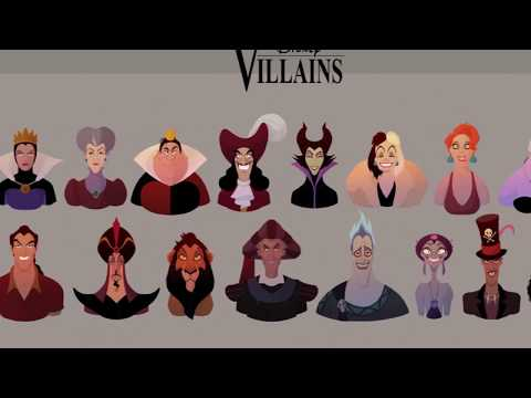 Disney Villains Tribute- Wolf In Sheep's Clothing (8000 Sub Milestone)