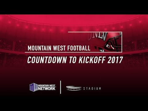 UNLV Rebels - Countdown To Kickoff 2017
