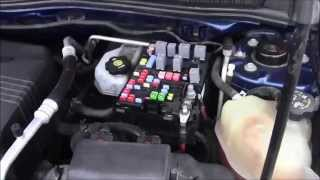 Windshield Fluid Not Spraying on 2008 Chevy Equinox - How To Fix