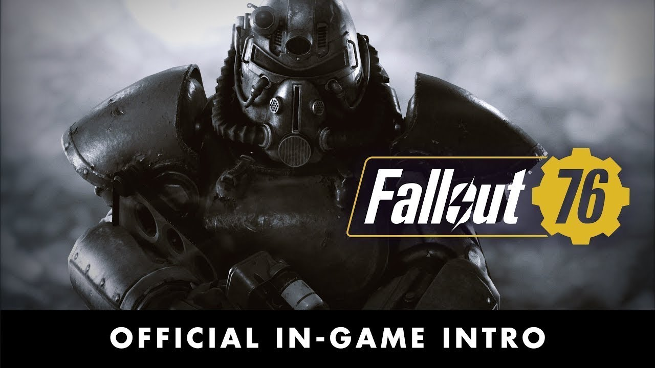 Fallout 76 - Intro Cinematic - Bethesda | BETA First on Xbox