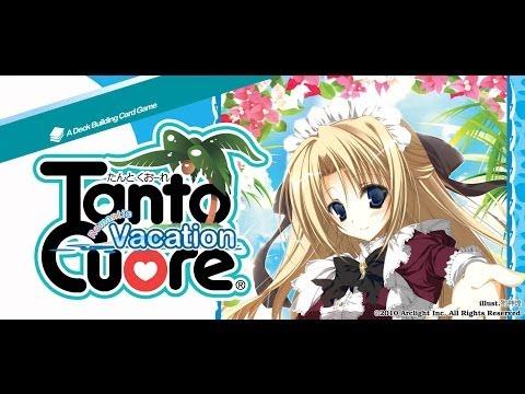 Tanto Cuore: Romantic Vacation review - Board Game Brawl