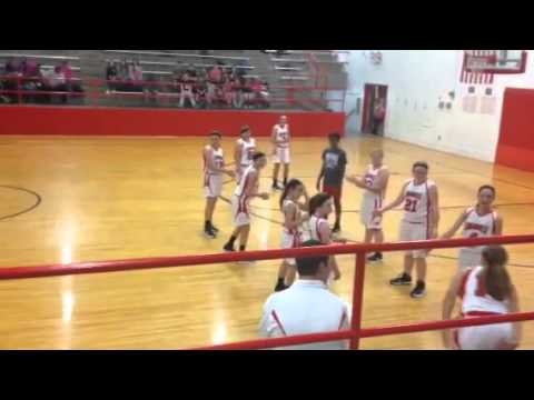 Loganville Middle School Basketball 11-12-14