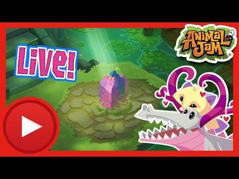 Ancient Land of Balloosh - Live Stream!   Animal Jam