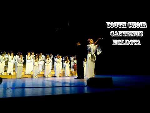 WSCM11 Concert Youth Choir CANTEMUS L'Auditori, sala Pau Casals, Barcelona 25.07.2017