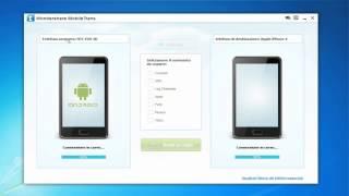 Come trasferire Contatti da Android su iPhone