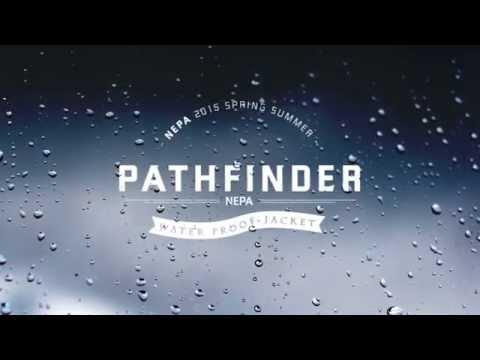 [NEPA] 네파 미디어센터 패스파인더 방수재킷 영상