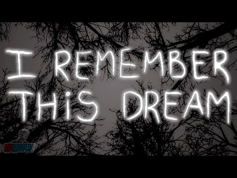 Lets Play I Remember This Dream | Indie Horror Game Walkthrough