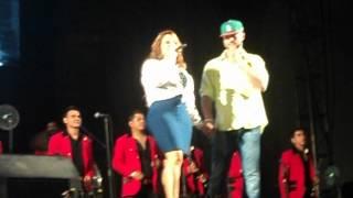 """Jenni Rivera - Mazatlán 2012 """"Chuper Amigos Bailando de Cartoncito"""""""