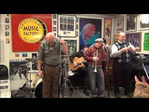 Rick Trolsen's New Orleans Po' Boys @ Louisiana Music Factory 2013