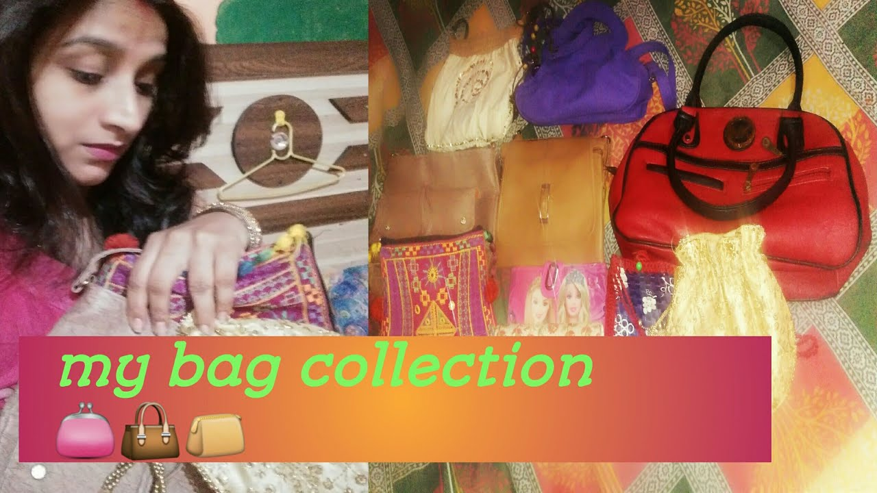 #indianmom#my💃 bag 👜👛👝collections local market