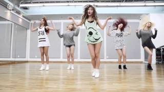 HELLO VENUS - Wiggle Wiggle - mirrored dance practice video - 헬로비너스 위글위글(HELLO VENUS - Wiggle Wiggle - mirrored dance practice 헬로비너스 위글위글 (C) 2015 Fantagio Corp. iTunes ..., 2015-01-06T12:24:23.000Z)