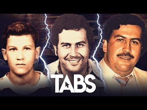 Clic droit sur PABLO ESCOBAR - TABS