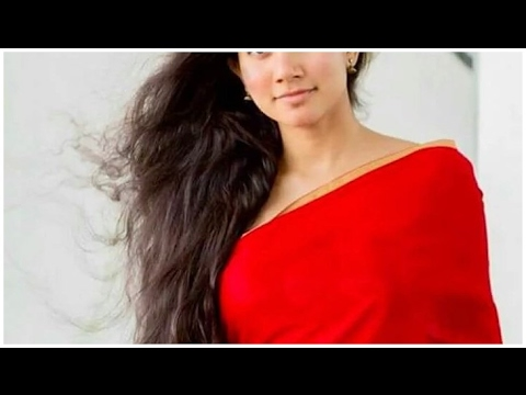 Sai Pallavi Latest Photoshoot | Red Saree 10 Images | Full Video
