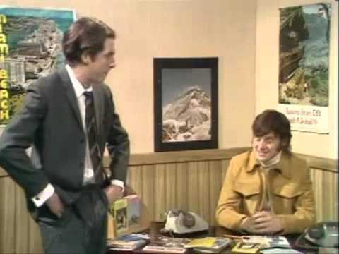 Monty Python - Travel Agent Sketch