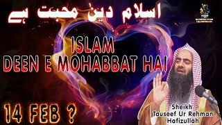 Valentine day ki asliyat by shaikh tauseef ur rehman   short clip