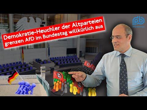 Brutales Schleifen parlamentarisch-demokratischer Oppositionsrechte – Boehringer Klartext (93)