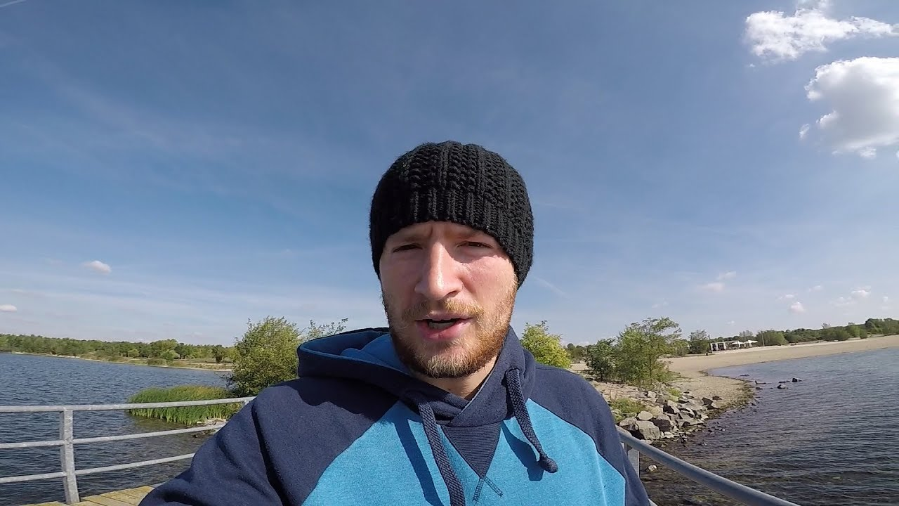 Radtour Ans Wasser Maxim Daily Vlog 039