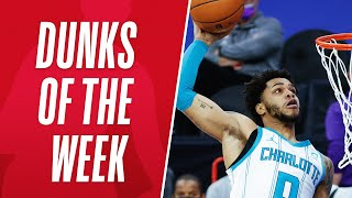 TOP DUNKS From The Week! | Week 3