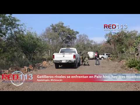 VIDEO Gatilleros rivales se enfrentan en Palo Alto, hay tres muertos