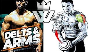Bodybuilding Exercises SHOULDER / ARM WORKOUT