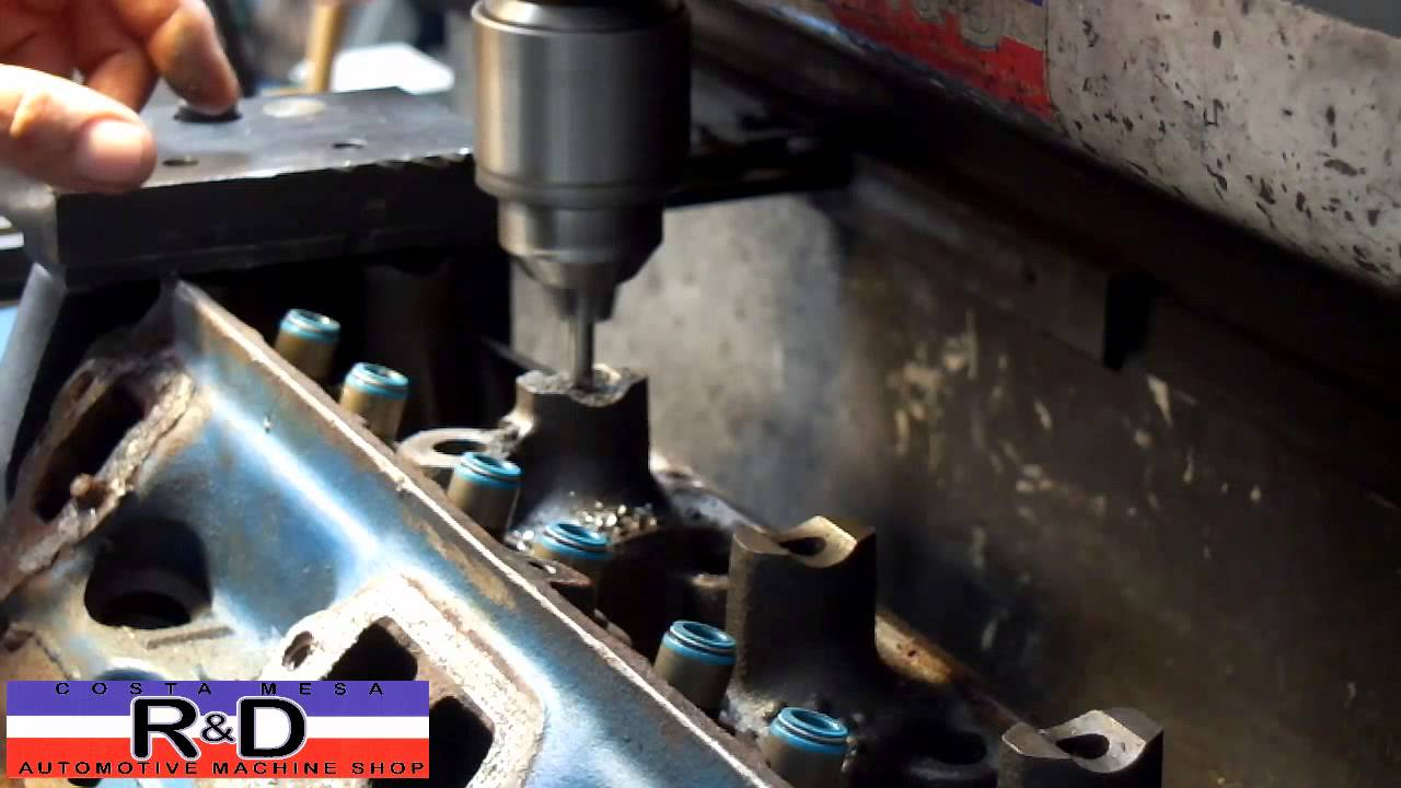 how to get a broken bolt out of aluminum head