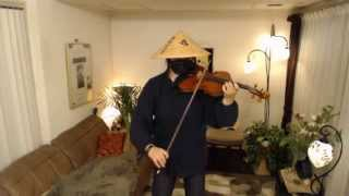 MameCayiです。 NHK大河ドラマ「風林火山」のOPをヴァイオリンで演奏し...