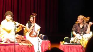 Rakesh Chaurasia with Vijay Ghate - Raga Desh Part 2
