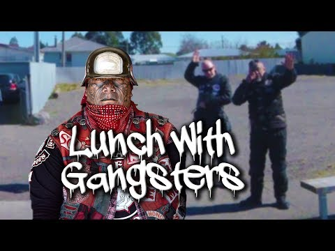 Lunch with Gangsters in New Zealand