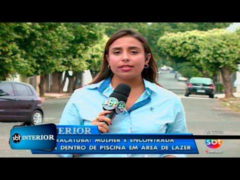 Araçatuba: mulher é encontrada morta dentro de piscina em área de lazer