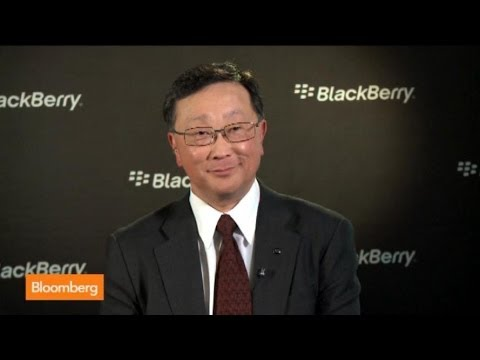 BlackBerry CEO John Chen Has Millions of Reasons to Love ...