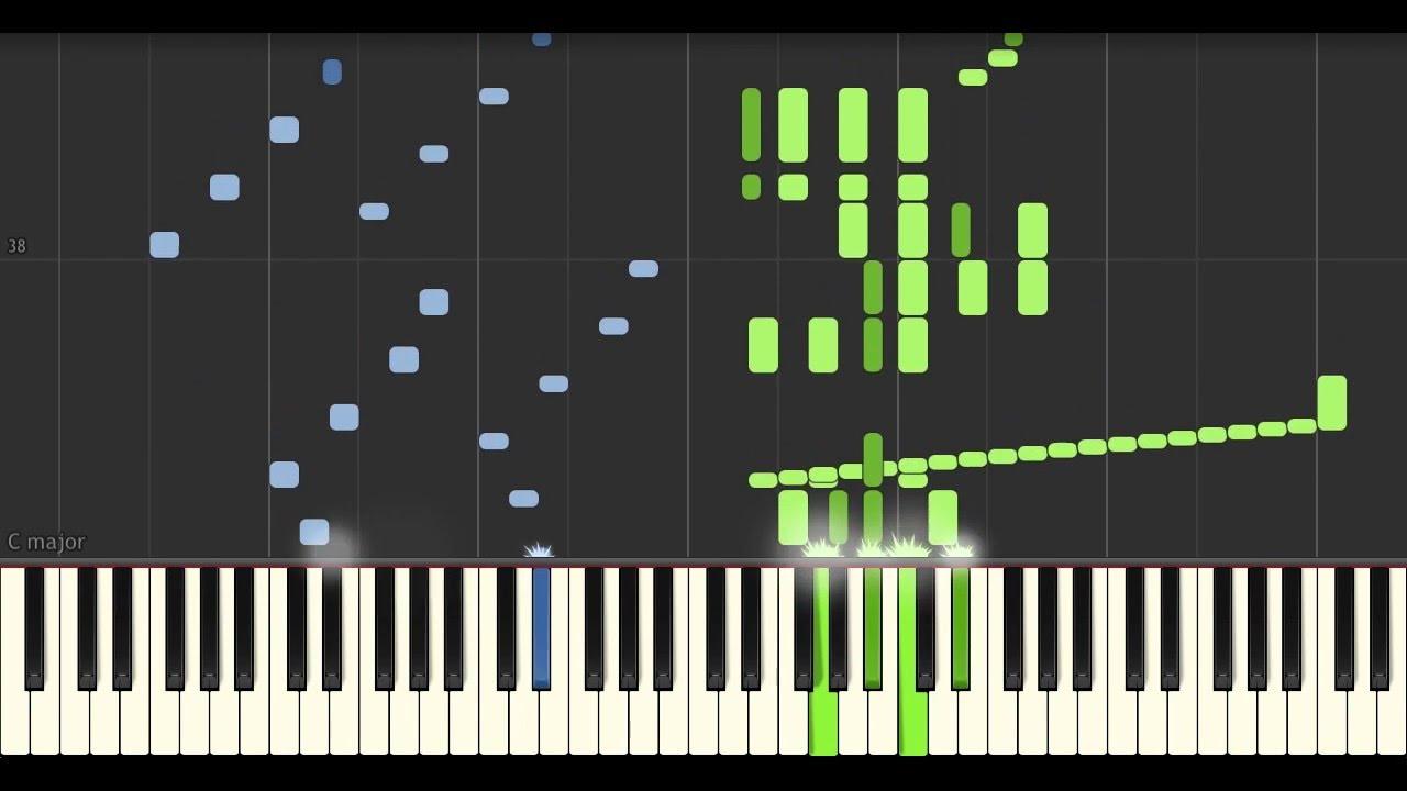 Jungle Book Medley (Piano tutorial)