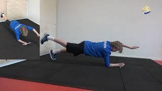 BEV Off-ICE: Kraft - Haltegymnastik