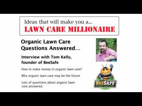 Organic Lawn Care Tips & Business Advice