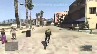 GTA 5 Thriathlon First Place [HD] Mission!