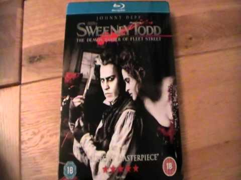 Download SWEENEY TODD STEELBOOK REVIEW BY CHRISBLU007