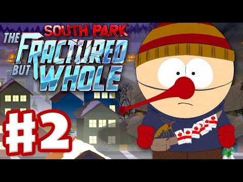 South Park: The Fractured But Whole  Gameplay Walkthrough Part 2  Mosquito and Raisins Girls!