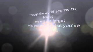 Where You Go I Go by Kim Walker & Jesus Culture (Lyrics)