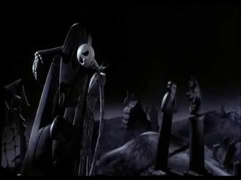 The Nightmare Before Christmas - Re Del Blu Re Del Mai