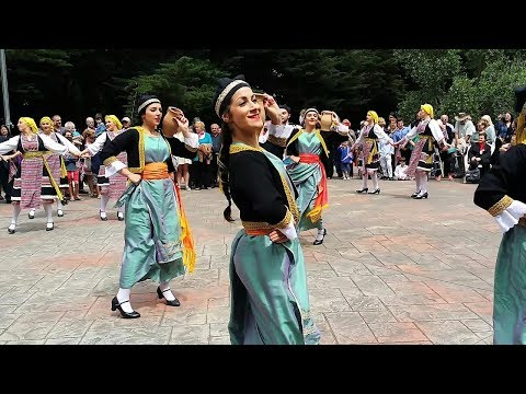 Manasis Dance Group at Red Hill,Melbourne_Χορευτικό Συγκρότημα Μανασή.Μελβούρνη.HD Part 02