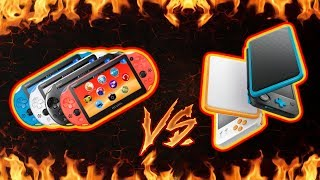 HOMEBREW WARS 2019: 3DS VS VITA