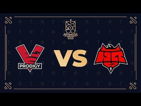VP.Prodigy Vs HellRaisers - Map2 | Ru-VODs | WePlay! Pushka League