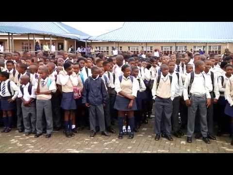 Deputy President Cyril Ramaphosa visits Soshanguve South Secondary School