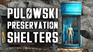 The Full Story of Pulowski Preservation Shelters - Fallout 4 Lore