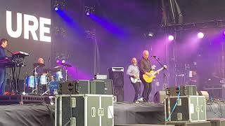 Let's Rock North East   Midge Ure   We stood still