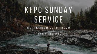 KFPC Ministry Live-Stream 09.27.20
