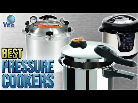 10 Best Pressure Cookers 2018