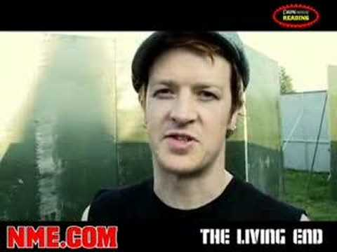 NME Video: The Living End @ Reading Festival 2007