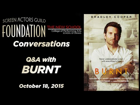 Conversations with BURNT