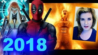 Dark Phoenix, Deadpool 2, New Mutants 2018 - Beyond The Trailer